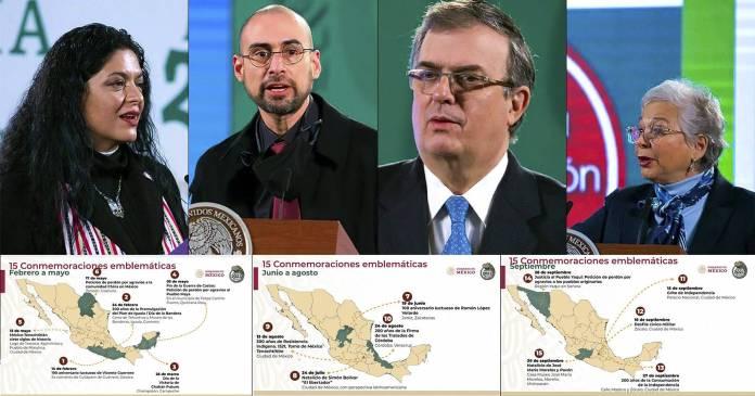 Estos serán los 15 eventos de la Independencia y la Grandeza de México