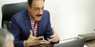 Gobernador de Hidalgo se une al Acuerdo Nacional por la Democracia