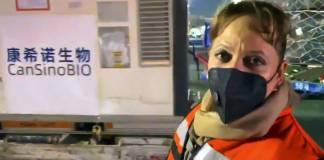 Llega a México sustancia activa de CanSinoBIO para envasarse en Querétaro