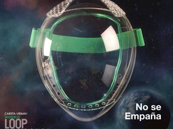 Mexicanos diseñan caretas que no se empañan y son amigables con el medio ambiente
