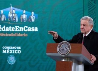 Bendito México, tan cerca de Dios y no tan lejos de EU: AMLO