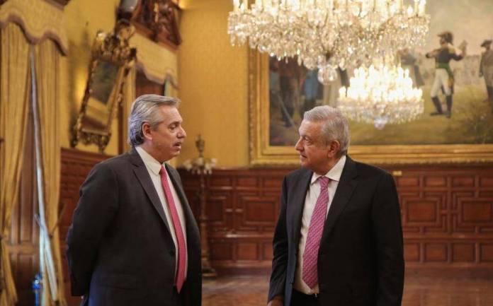 AMLO y Fernández acordaron la modernizar la relación económica entre Argentina y México
