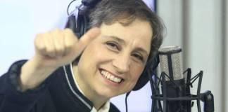 Aristegui regresa a la tv a partir del 1 de marzo