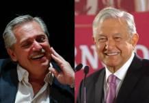Alberto Fernández visitará México del 22 al 24 de febrero