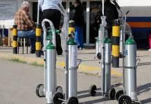 Oxígeno gratuito para pacientes con Covid continuarán abiertos: Sheinbaum