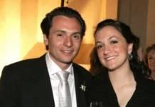 Con amparo, esposa de Lozoya busca evitar detención