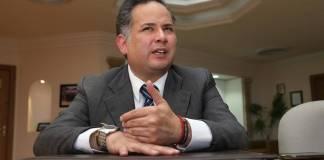 Santiago Nieto desmiente a Milenio; Bejarano no tiene vínculos con la mafia rumana