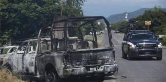 FGJ-Edomex detiene a 25 personas relacionadas con ejecución de policías