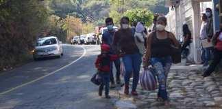 Tlatlaya y Amatepec cierran entradas y salidas para detener a la Covid-19
