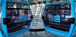La CDMX ya tiene un transporte de altura; arranca el Cablebús