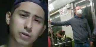 """""""Es el México real"""": Joven destruye a Anaya por video viajando en transporte público"""