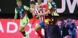 Amaury Pérez vio el clásico en una boda; señala que Chivas no estuvo a la altura