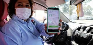 CDMX impulsa la app Mi Taxi; cuenta con botón de pánico