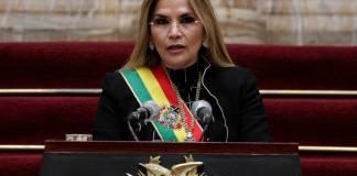 EU pide la liberación de Jeanine Áñez al gobierno de Bolivia