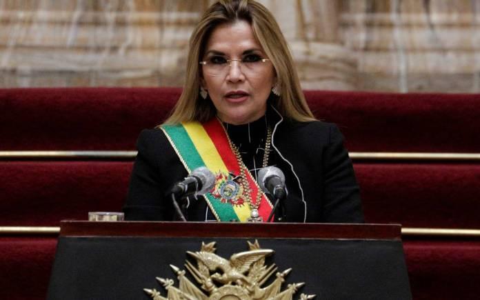 Jeanine anez - EU pide la liberación de Jeanine Áñez al gobierno de Bolivia
