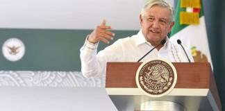 AMLO inauguró cuartel de la GN en Tequila, Jalisco