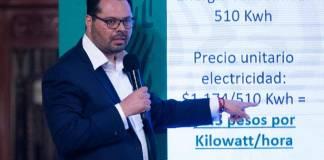 Subsidio eléctrico de empresas privadas supera los 471 mil mdp