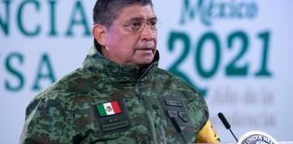Luis Cresencio Sandoval le gana la batalla, por segunda vez, a la COVID-19