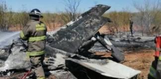 Se desploma avioneta en Sonora; iba subsecretario estatal