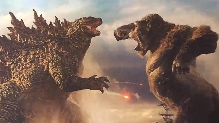 ¿Dónde ver Godzilla vs King Kong en México?