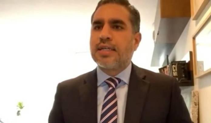 juez jua gomez fierro - Juez que suspendió ley eléctrica apoyó a Juan Collado