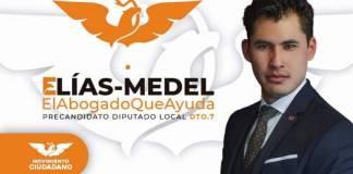 Detienen a exprecandidato de Movimiento Ciudadano acusado de pedófilo