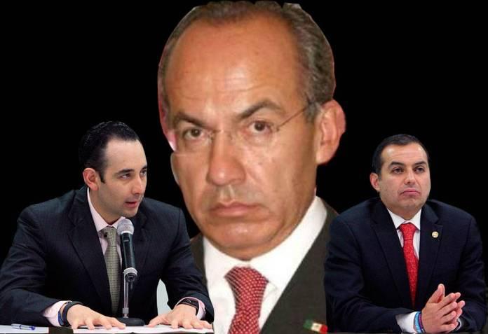 Calderonistas buscarían fuero; van por candidaturas