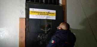 Clausuran fiesta con más de 150 menores en Querétaro