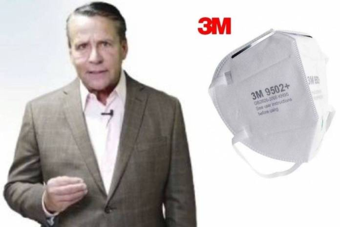 """No vendemos a particulares"": 3M desmiente a Adema sobre venta de cubrebocas"