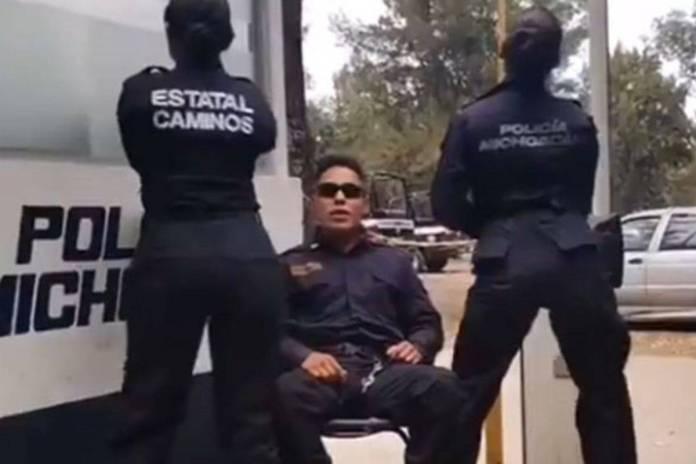 SSP de Michoacán investiga a policías por bailar en TikTok
