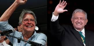 México felicita a Guillermo Lasso por su triunfo en las urnas