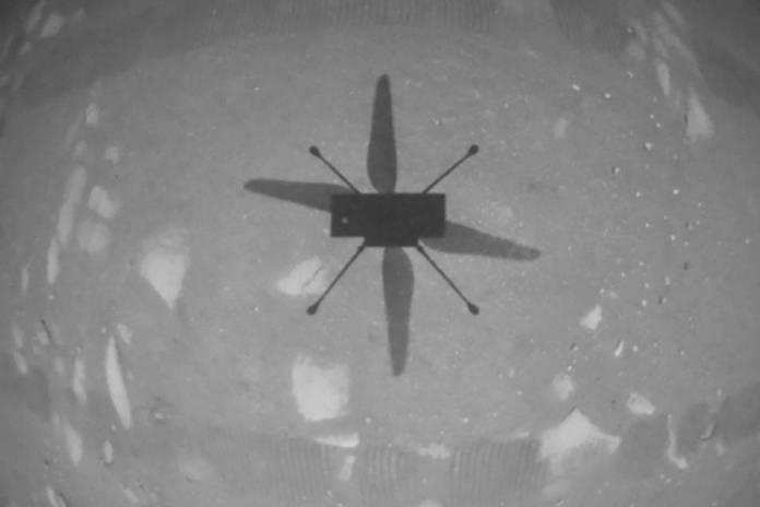 NASA logra aterrizaje exitoso en Marte co el helicóptero Ingenuity