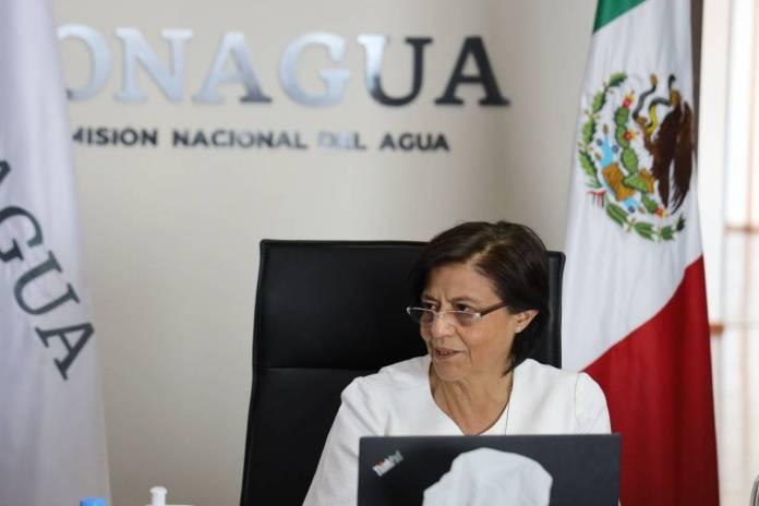 AMLO anunció que Blanca Jiménez deja Conagua