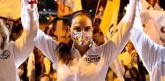 Lupita Jones confiesa que nunca ha leído un libro de política