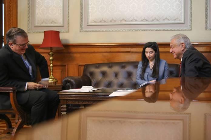 AMLO habla sobre migración con Kamala Harris