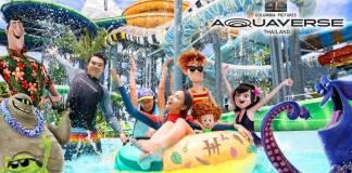 Abrirán el Aquaverse, parque temático con atracciones de Jumanji y los Cazafantasmas