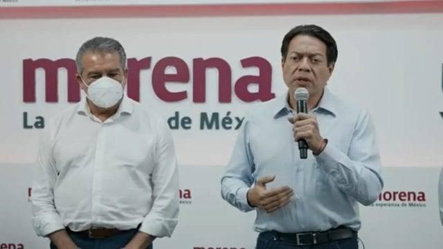 Ramírez Bedolla será el candidato de Morena a Michoacán