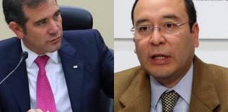 Decisiones del INE son signos de regresos autoritarios: Delgado