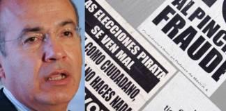 Calderón reitera que en 2006 no hubo fraude contra AMLO