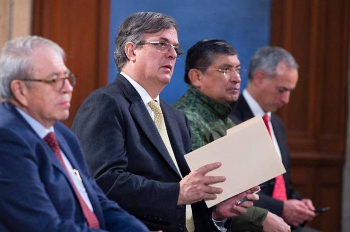 Apertura de fronteras depende de avance de pandemia y vacunación: Ebrard