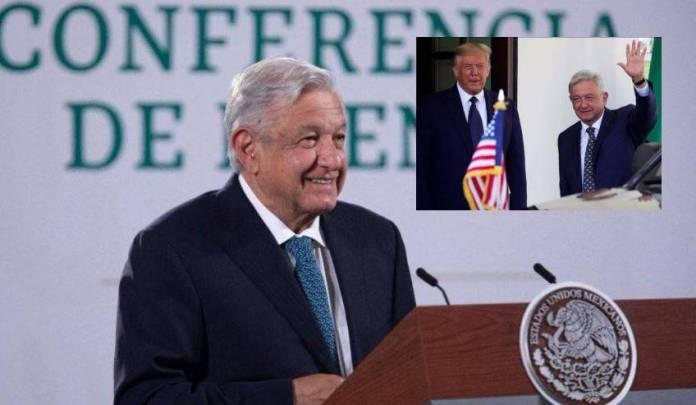 AMLO revelará en un libro lo que no sabemos de su relación con Trump