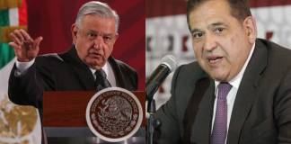 Ancira denuncia a López Obrador por violar sus derechos humanos
