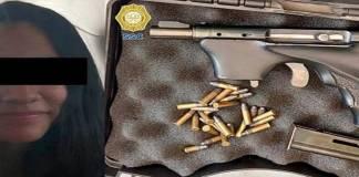 FGJ-CDMX pide aprehender a menor que intentó ingresar con pistola a Six Flags