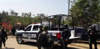 Policías agreden a candidata de Morena
