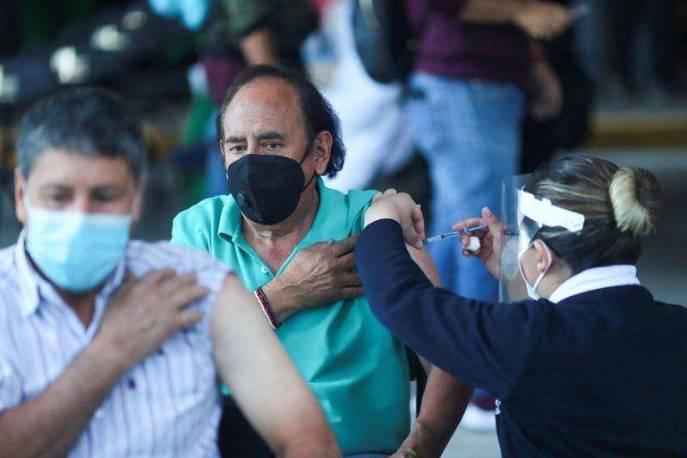 """México, cerca de la """"inmunidad de rebaño"""""""