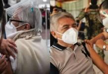 Lunes inicia aplicación de segunda dosis de vacuna a adultos mayores