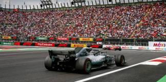 Fórmula 1 se llevará a cabo sin problemas en CDMX este año