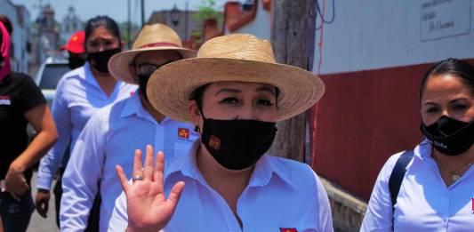 Candidata del PT-Morena fue baleada en Michoacán; hay 1 detenido