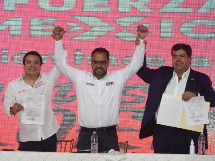 Fuerza por México se suma a Morena en Chihuahua