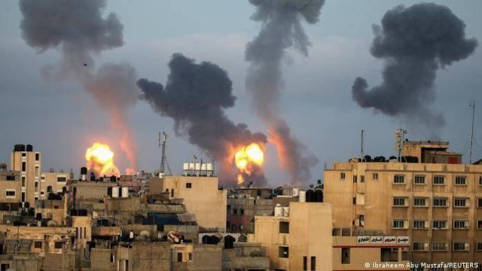 Israel ordena cese al fuego contra Gaza